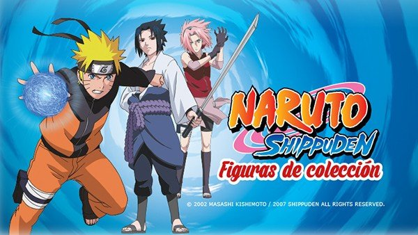 No Solo Gaming: Naruto Shippuden, su colección de figuras