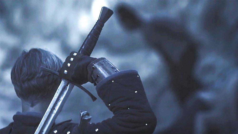 The Witcher tendrá una película fan protagonizada por  el brujo Lambert