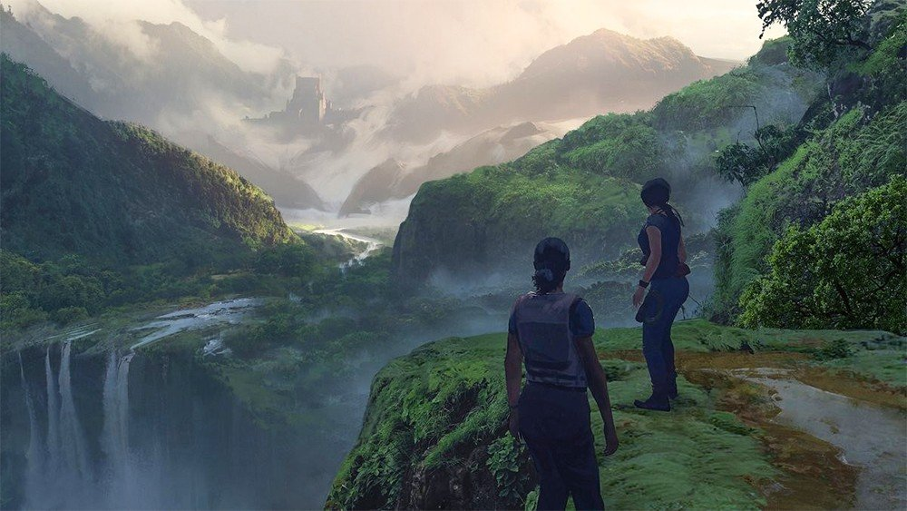 Uncharted: El legado perdido muestra su último gameplay al completo