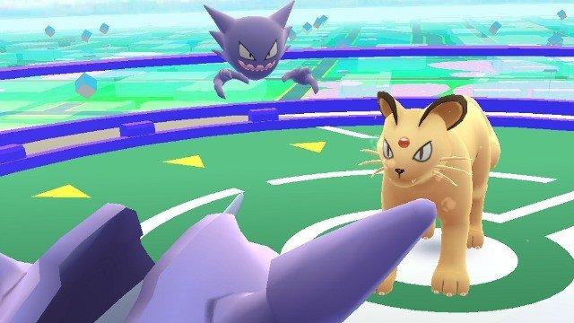 Pokémon GO tiene un bug que impide sacar a los Pokémon de los gimnasios