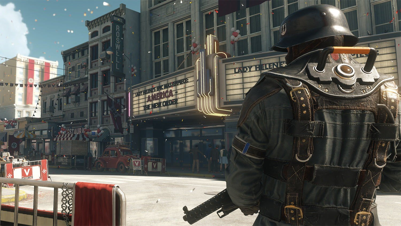 Wolfenstein 2: The New Colossus ofrecerá la máxima resolución en Xbox One X