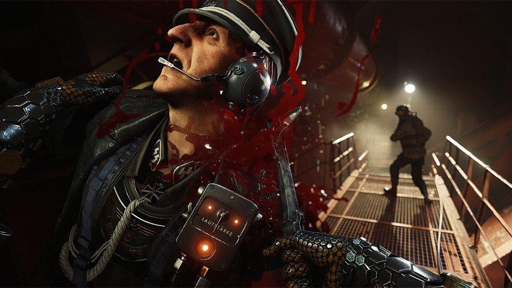 Wolfenstein será una trilogía y podría contar con la presencia de Mecha-Hitler