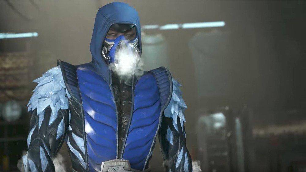 Injustice 2: Sub-Zero ya está disponible para descargar