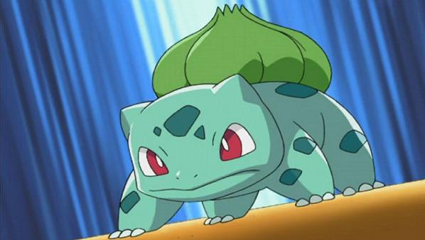 Pokémon: Bulbasaur es protagonista de una pregunta que se ha hecho viral