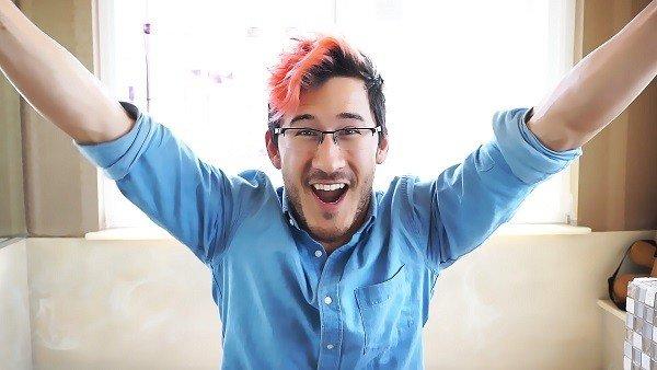 Markiplier nombrado el mayor influencer del mundo de los videojuegos en YouTube
