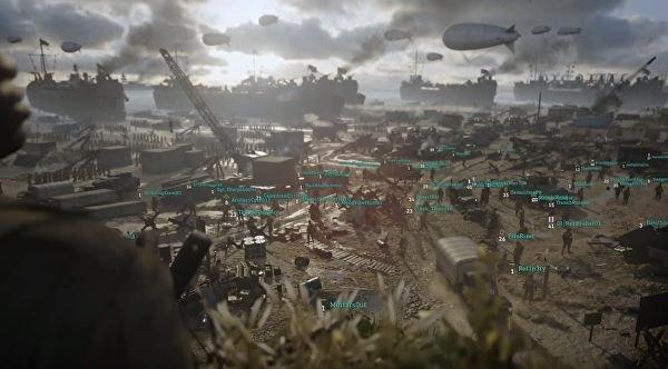 Call of Duty: WWII se ha inspirado en World of Warcraft para crear Headquarters