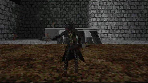 Bloodborne: Así sería el juego de From Software si hubiese salido a la venta en la primera PlayStation