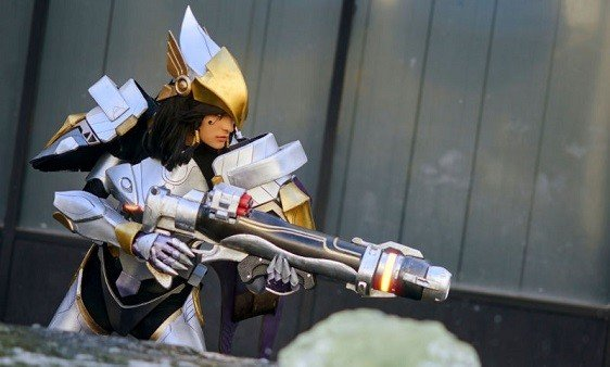 Overwatch lleva a Pharah a un nuevo nivel gracias a este cosplay