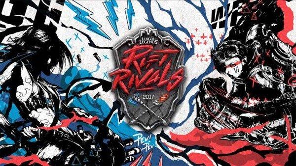 E-Sports: League of Legends decora todo un tren con motivo del torneo Rift Rivals