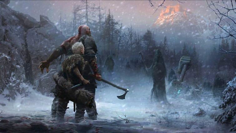God of War explica cómo trasladó la mitología nórdica al apartado visual del juego