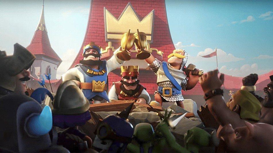 Clash Royale: Estos son los mazos de sus mejores jugadores
