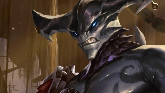 League of Legends filtra a su nuevo campeón