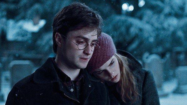 Harry Potter escondió un romance que ha salido a la luz en su aniversario