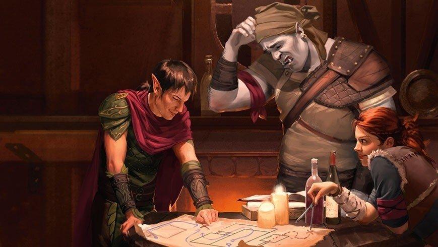Dungeons & Dragons: El FBI tuvo una lista de jugadores del juego sospechosos de ser delincuentes