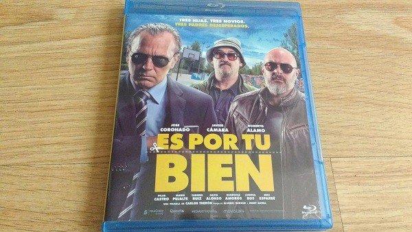 Es Por Tu Bien: Análisis de la edición en Blu-Ray