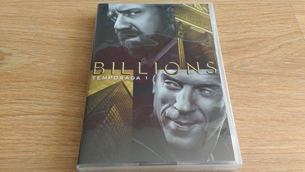 Billions: Análisis del DVD de la Temporada 1