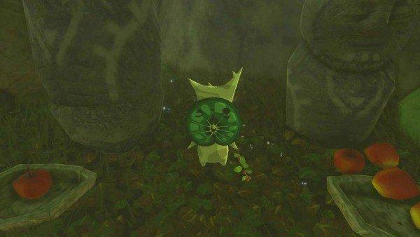 The Legend of Zelda: Breath of the Wild incluía rocas en lugar de las semillas Kolog