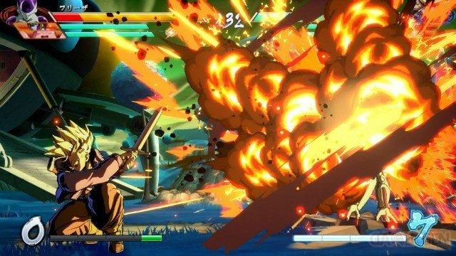 Dragon Ball FighterZ: Un fan publica una comparativa con el manga y el anime