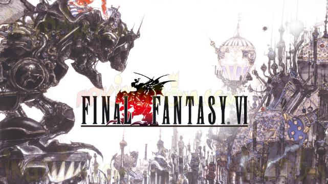 SNES Mini: Final Fantasy III es en realidad Final Fantasy VI