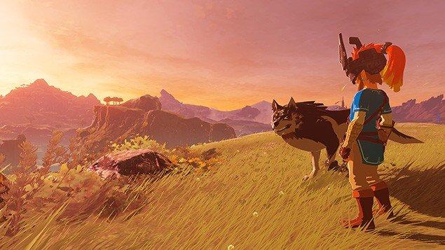 The Legend of Zelda: Breath of the Wild comparte nuevos detalles sobre Midna