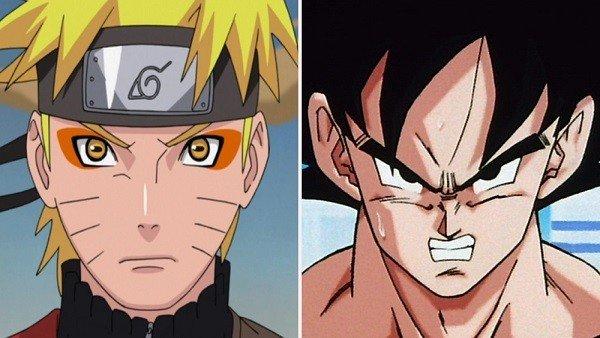 Quince razones por las que Naruto puede ser mejor que Dragon Ball Z