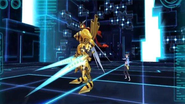 Digimon Story: Cyber Sleuth Hacker's Memory se muestra en movimiento por el 20 cumpleaños de la serie