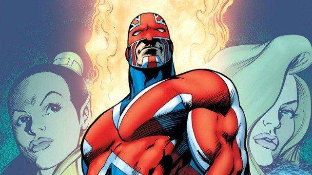 Marvel Studios se plantea incorporar a su universo al Capitán Britania