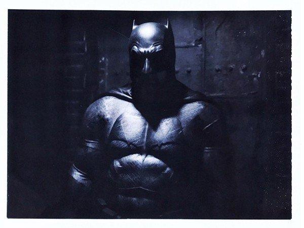 La Liga de la Justicia muestra una nueva imagen del traje de Batman