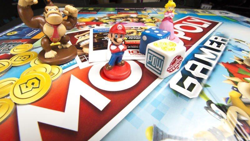 Mario estrenará su propio Monopoly en agosto