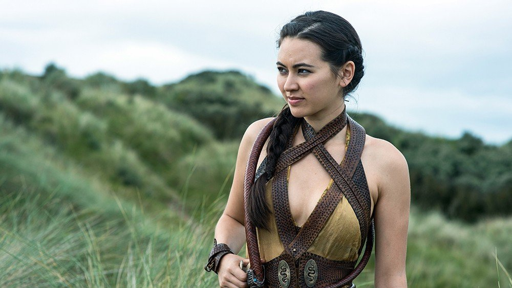 Juego de Tronos: Nymeria Sand estuvo a punto de desaparecer de la serie