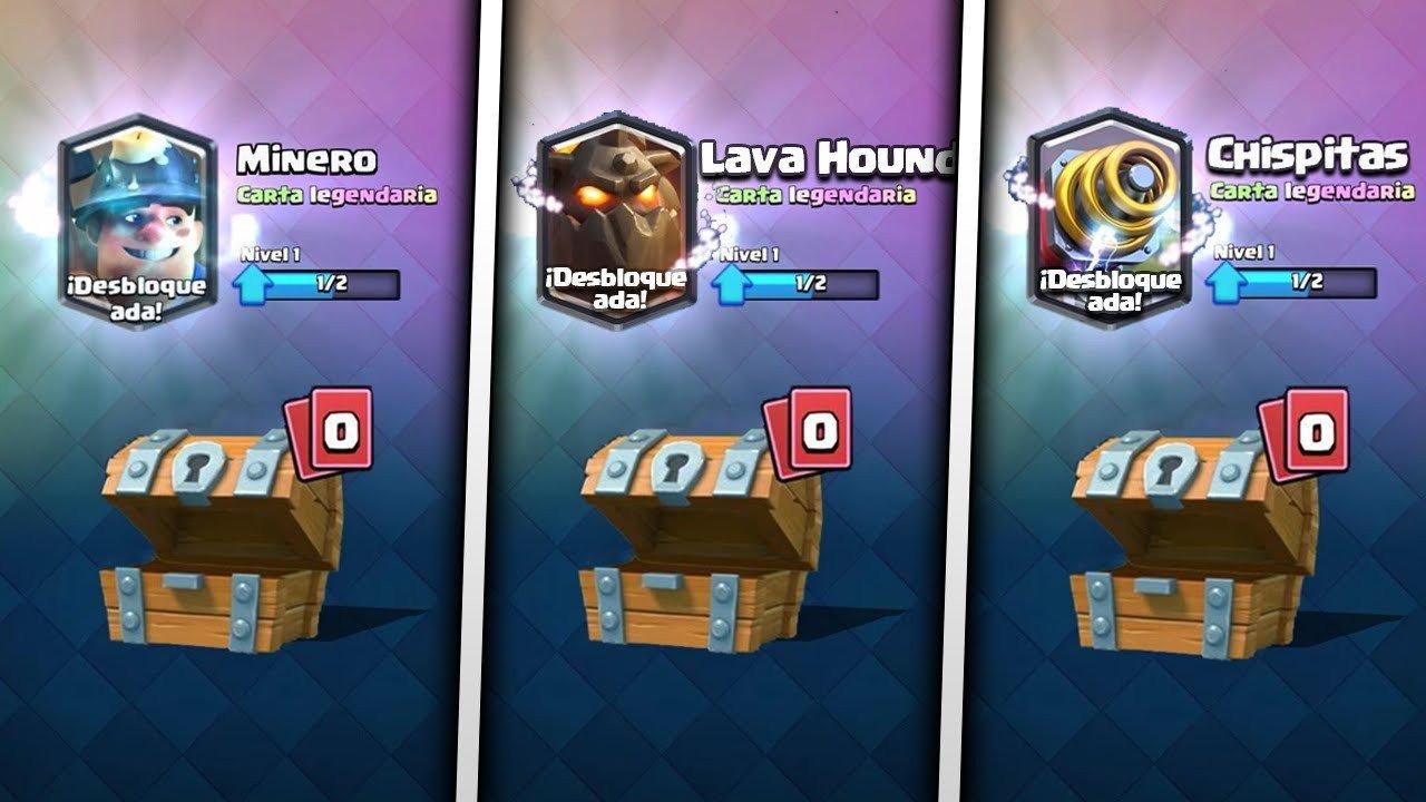 Clash Royale: Esta es la mejor forma de conseguir cartas legendarias