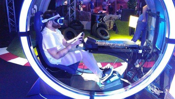 Jugamos a Farpoint, Flipy's Tesla! Inventemos el futuro y a otros 15 títulos de PlayStation VR