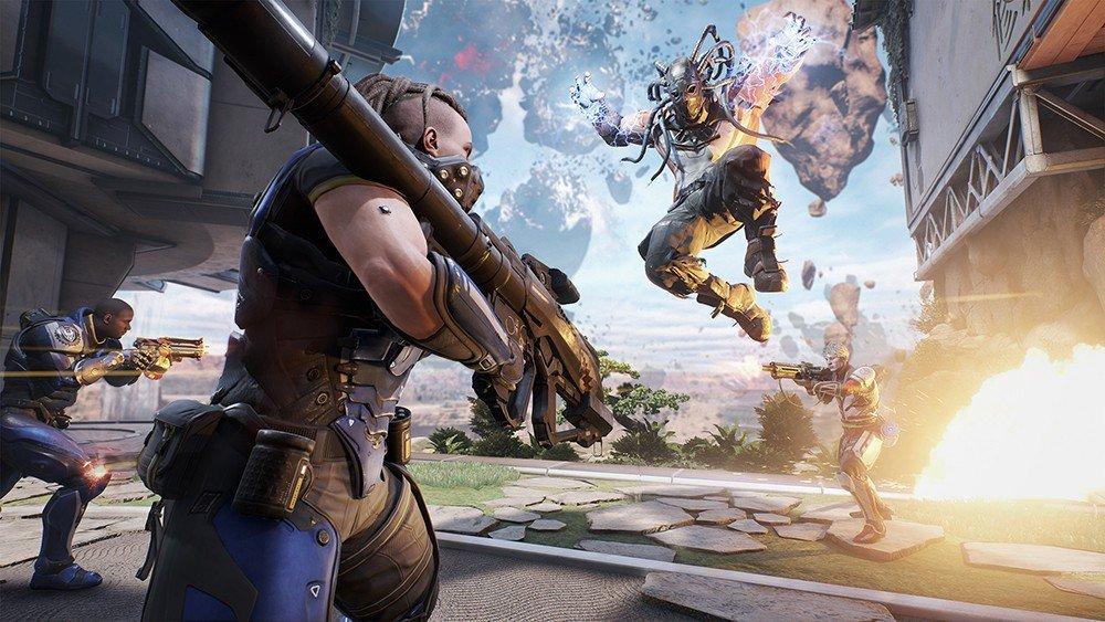 LawBreakers anuncia una edición física limitada para PlayStation 4 y PC