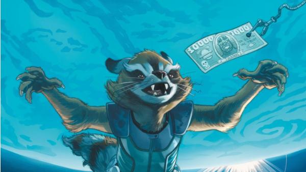 Marvel rinde homenaje a grandes grupos de rock