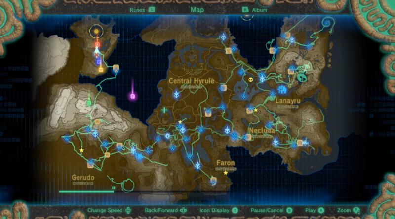 The Legend of Zelda: Breath of the Wild te deja recordar todas tus muertes en su nuevo DLC