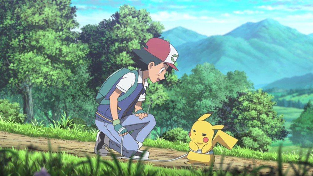 Pokémon: ¡Te Elijo a Ti! presenta su canción final