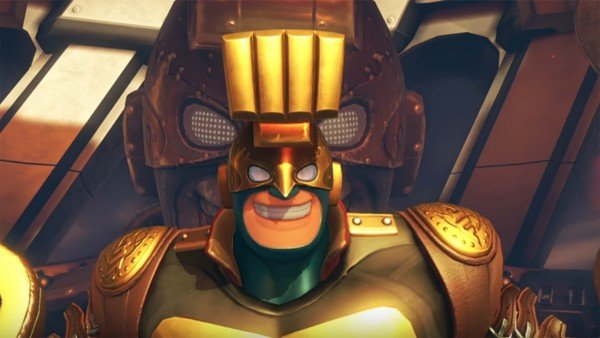 ARMS muestra a Max Brass, el primer personaje que llegará vía DLC