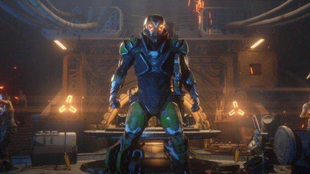 Sony borra el vídeo de Anthem con gameplay de Xbox One X