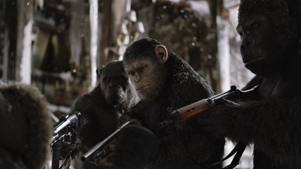 Crítica La Guerra del Planeta de los Simios: ¡Ya la hemos visto!