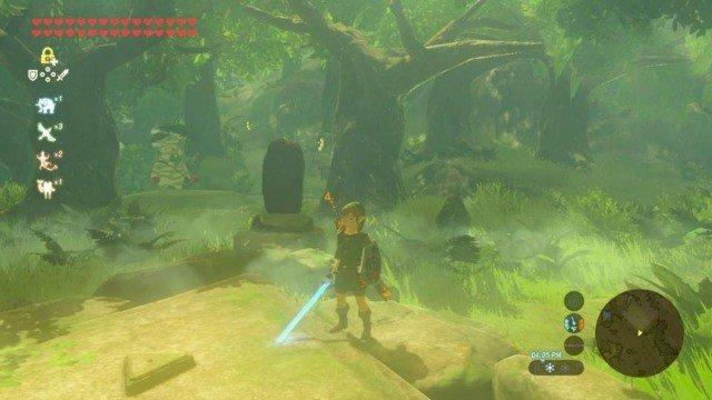 Así se mejora la Espada Maestra en Zelda: Breath of the Wild