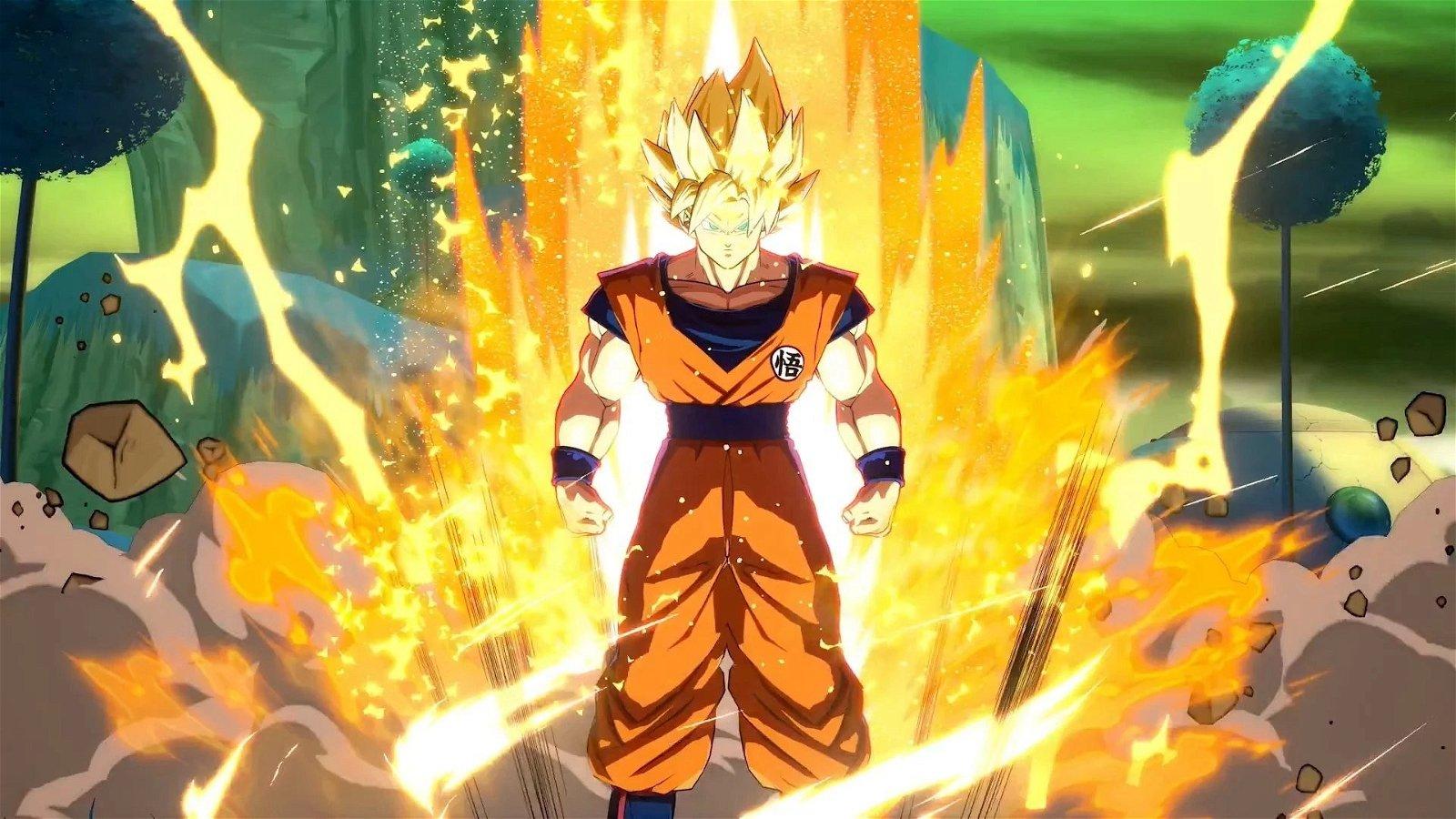 Dragon Ball FighterZ emulará así la animación de la serie