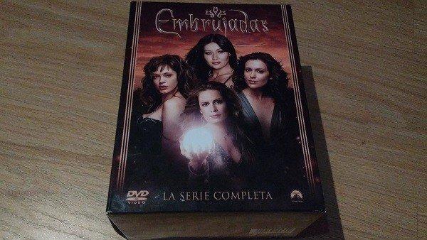 Embrujadas: Análisis del DVD de la serie completa