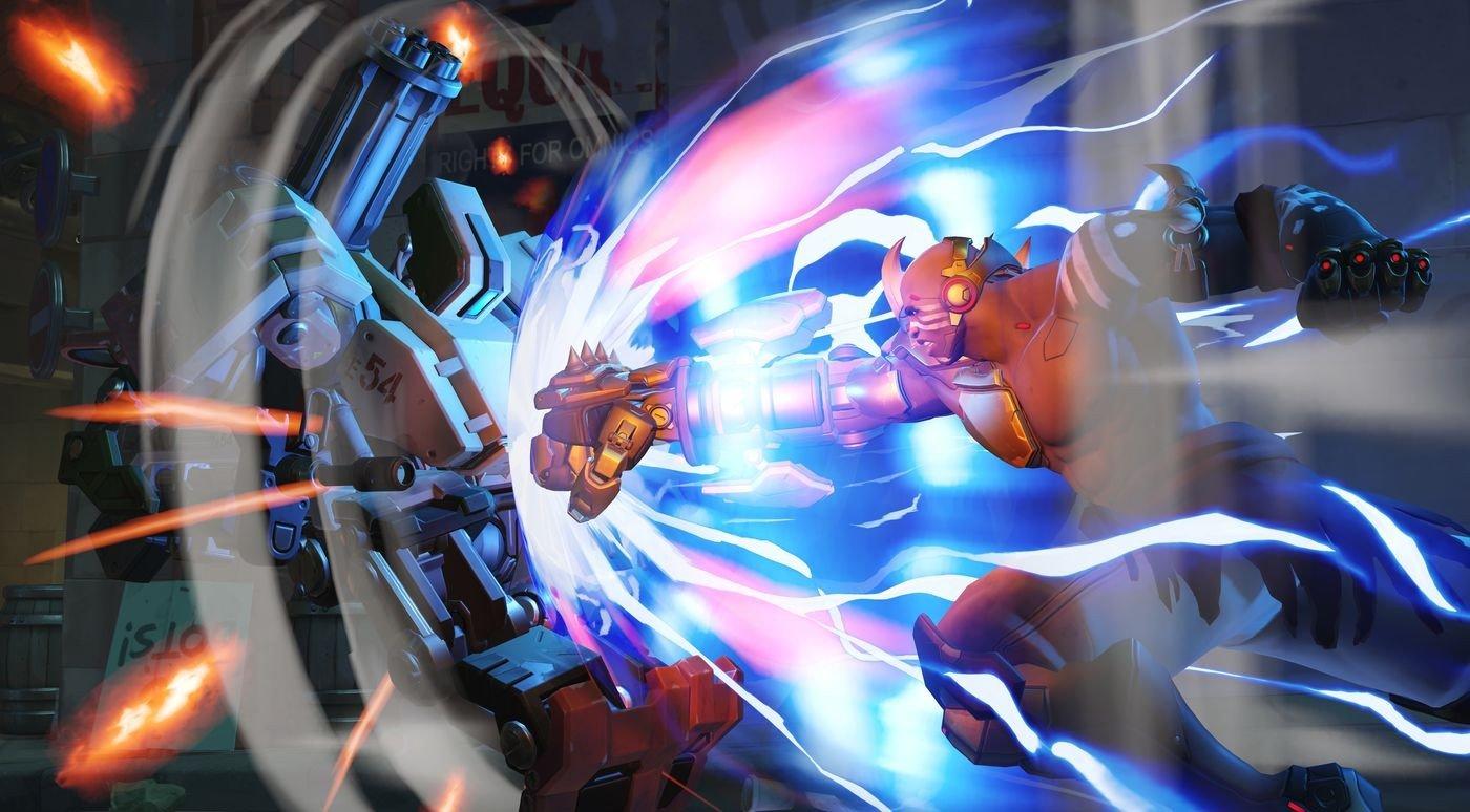 Overwatch: Doomfist empieza fuerte pero pronto se deshincha