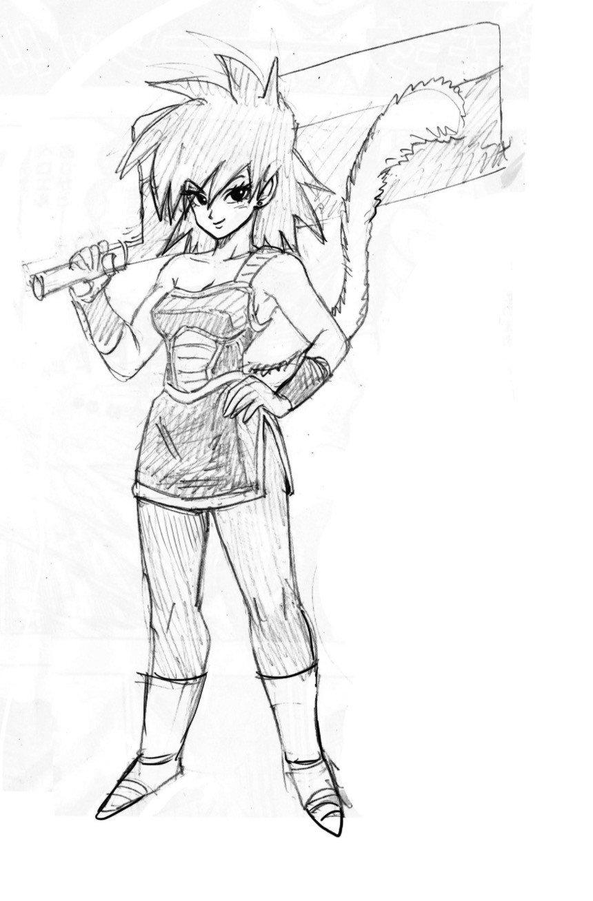 Dragon Ball Z: El ilustrador de One Punch Man dibuja a Vegeta ...