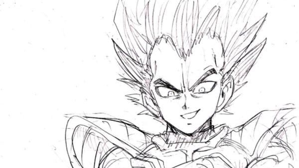 Dragon Ball Z: El ilustrador de One Punch Man dibuja a nuevos personajes
