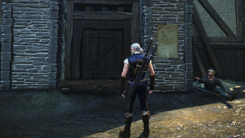 The Witcher 3: Cómo un diseñador abrió accidentalmente todas las puertas del juego