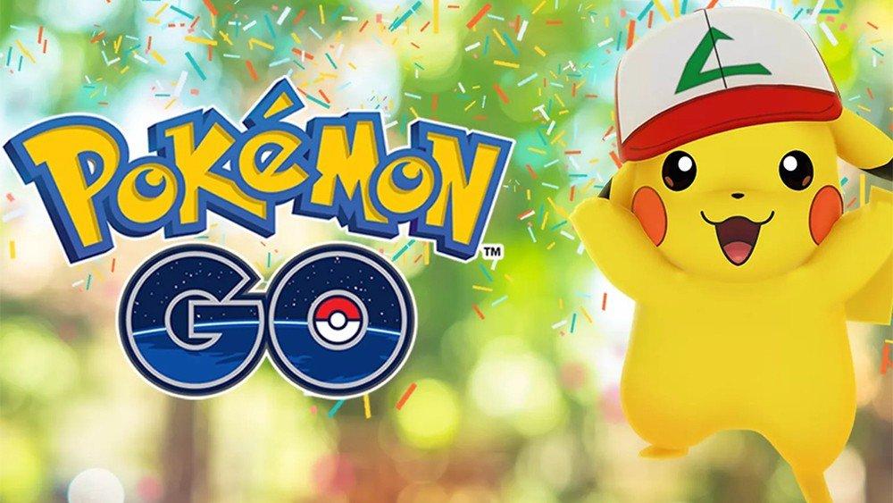 Pokémon GO permite hacerse con una versión muy especial de Pichu durante su aniversario