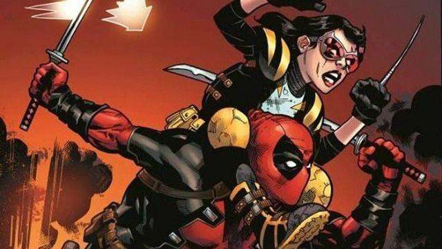 Deadpool y la nieta de Lobezno son los nuevos mejores amigos de Marvel