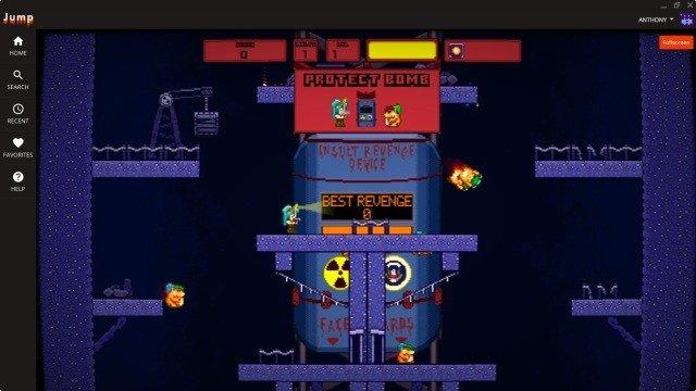 Se anuncia Jump, un sistema de suscripción de juegos similar a Spotify