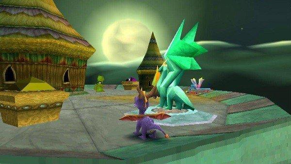 Insomniac Games se pronuncia sobre la posibilidad de que Spyro tenga remake